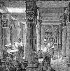 Burning Books: What Really Happened to the Great Library of Alexandria