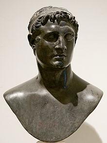 Bust of Ptolemy Philadelphus