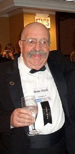 Gene Wolfe, author of Latro in the Mist