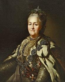 Catherine II Empress of Russia