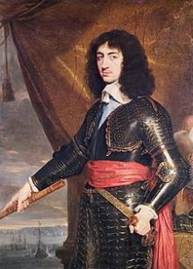 Charles II of England at age 23