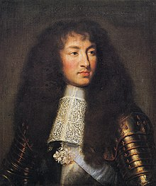 Louis XIV of France at age 23
