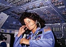 Dr. Sally Kristen Ride (1951 – 2012)