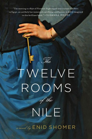 The Twelve Rooms of the Nile Cover