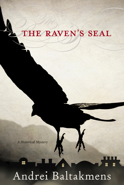 The Raven's Seal Cover