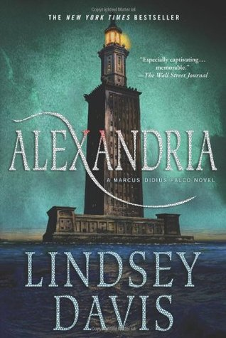 "Book Review and Giveaway: ""Alexandria"" by Lindsey Davis"