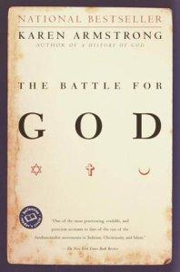 battle for god cover
