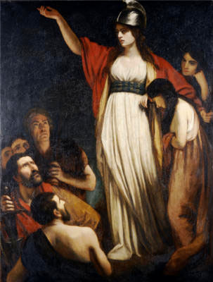 Boudica, Warrior Queen
