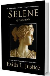 Selene ebook 3-D cover