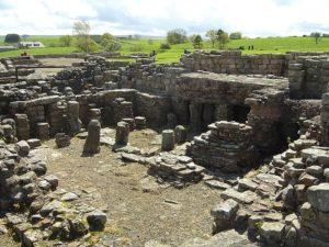 Roman Fort at Vindolanda