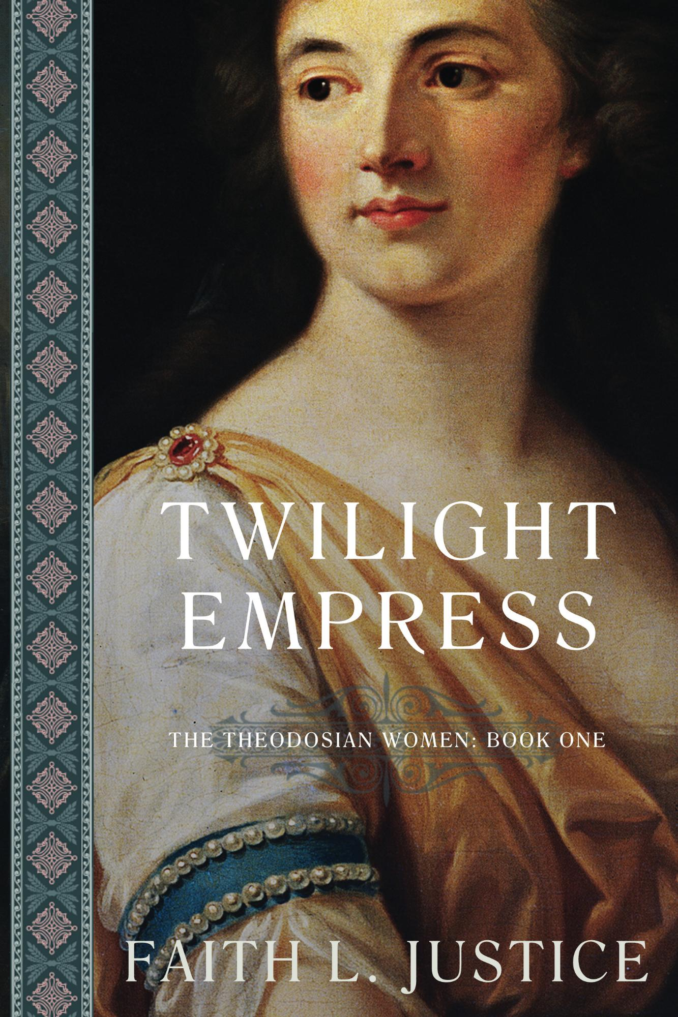 Twilight Empress: A Novel of Imperial Rome