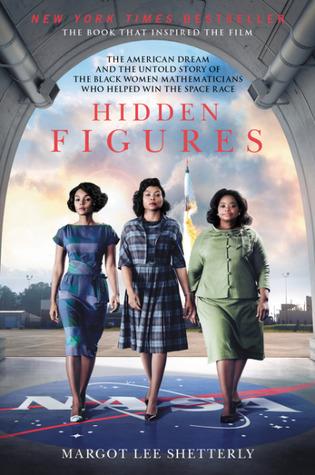 Hidden Figures Cover - book review