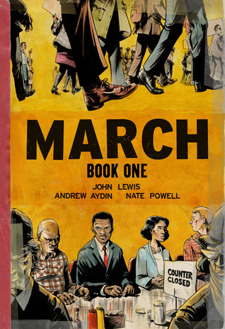 Book Review – March: Book One and Two