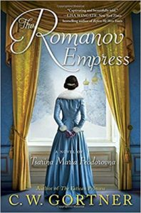 Romanov Empress cover