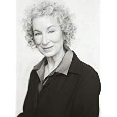 Margaret Atwood author pic