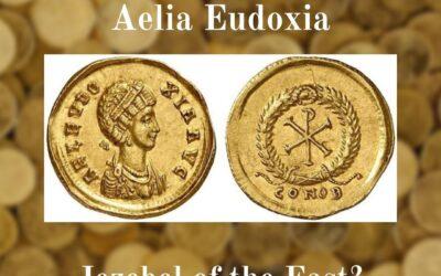 Empress Aelia Eudoxia