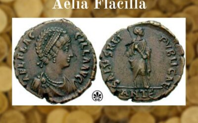 Empress Aelia Flacilla