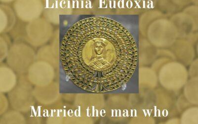 Empress Licinia Eudoxia